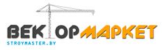 Вектор Маркет логотип