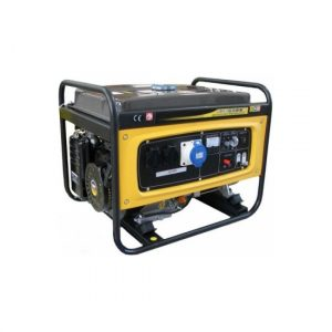 аренда генератора KIPOR KGE6500X (5,0 кВт) : от 15 руб / сутки