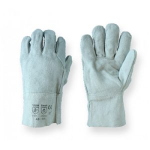 Защитные краги - перчатки для сварочных работ